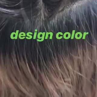 ボブ 切りっぱなしボブ ナチュラル インナーカラー ヘアスタイルや髪型の写真・画像