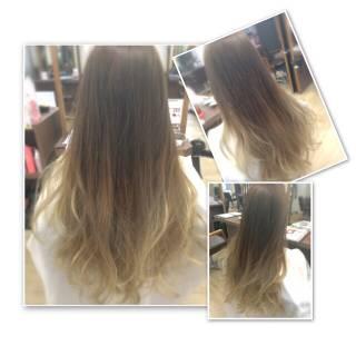 渋谷系 外国人風 ロング 大人かわいい ヘアスタイルや髪型の写真・画像 ヘアスタイルや髪型の写真・画像