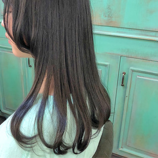 ロング モード ウェーブ デート ヘアスタイルや髪型の写真・画像