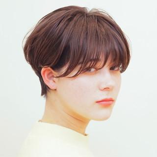 ショートボブ ショートヘア マッシュショート 大人ショート ヘアスタイルや髪型の写真・画像