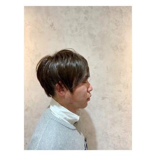 メンズ メンズカット メンズヘア ショート ヘアスタイルや髪型の写真・画像