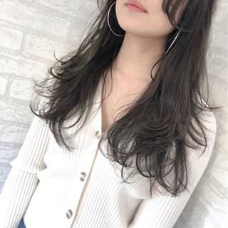 アンニュイ 透明感 ナチュラル 大人かわいい ヘアスタイルや髪型の写真・画像 ヘアスタイルや髪型の写真・画像