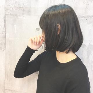ナチュラル 外ハネ ショートボブ 大人女子 ヘアスタイルや髪型の写真・画像 ヘアスタイルや髪型の写真・画像