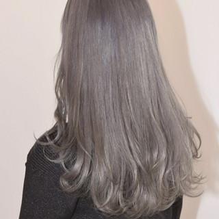 アンニュイ こなれ感 ウェーブ 冬 ヘアスタイルや髪型の写真・画像
