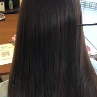セミロング 名古屋市守山区 髪の病院 トリートメント ヘアスタイルや髪型の写真・画像