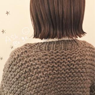 市川千夏*札幌さんのヘアスナップ
