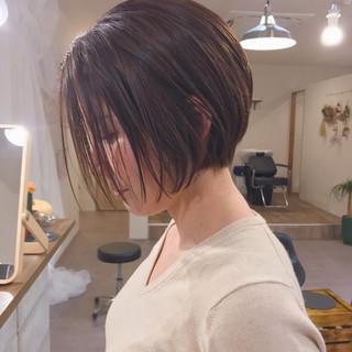 外ハネ 簡単ヘアアレンジ ナチュラル こなれ感 ヘアスタイルや髪型の写真・画像 ヘアスタイルや髪型の写真・画像