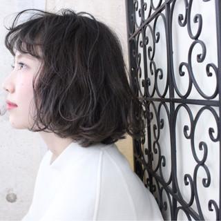 外国人風 ナチュラル 大人かわいい パーマ ヘアスタイルや髪型の写真・画像