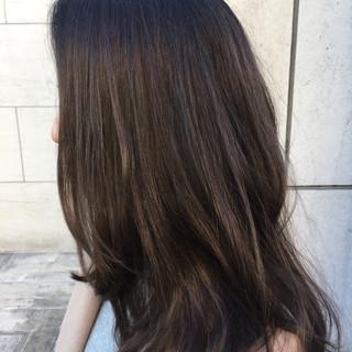 ニュアンス くせ毛風 トレンド ミディアム ヘアスタイルや髪型の写真・画像