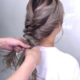 結婚式 簡単ヘアアレンジ シニヨン ヘアアレンジ ヘアスタイルや髪型の写真・画像