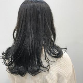 ロング デート スポーツ オフィス ヘアスタイルや髪型の写真・画像
