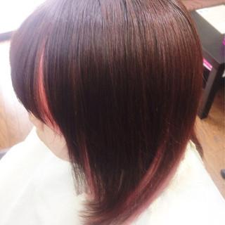 ハイライト ガーリー メッシュ ヘアアレンジ ヘアスタイルや髪型の写真・画像