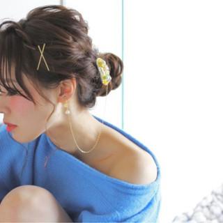 桐谷 芽依さんのヘアスナップ