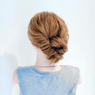 簡単ヘアアレンジ ロング ヘアセット ヘアアレンジ ヘアスタイルや髪型の写真・画像 | 美容師HIRO/Amoute代表 / Amoute/アムティ