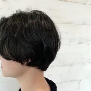 パーマ 大人かわいい ナチュラル デート ヘアスタイルや髪型の写真・画像