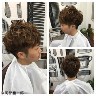モテ髪 ストリート ハイライト ショート ヘアスタイルや髪型の写真・画像