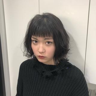 青栁 大輔さんのヘアスナップ