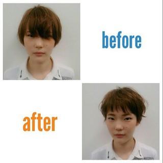 外国人風 ストリート 抜け感 大人かわいい ヘアスタイルや髪型の写真・画像