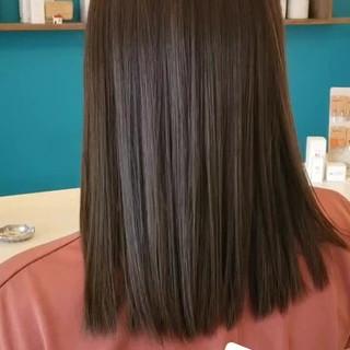 夏 ナチュラル 髪質改善 髪質改善トリートメント ヘアスタイルや髪型の写真・画像