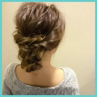 大人かわいい 外国人風 渋谷系 ヘアアレンジ ヘアスタイルや髪型の写真・画像
