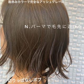 パーマ講師 眞鳥康史/joemi 副店長さんのヘアスナップ