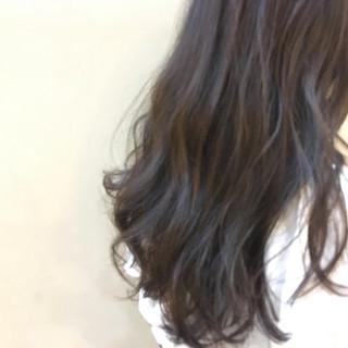 外国人風 ストリート 暗髪 大人かわいい ヘアスタイルや髪型の写真・画像