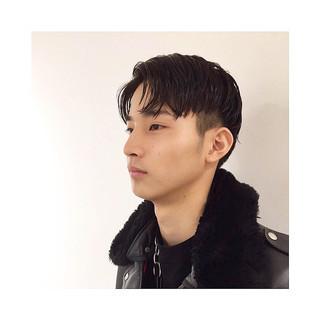 刈り上げ メンズ モード メンズショート ヘアスタイルや髪型の写真・画像