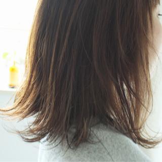 外国人風 ブラウン 透明感 秋 ヘアスタイルや髪型の写真・画像