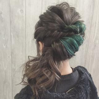 ショート アッシュ 外国人風 グレージュ ヘアスタイルや髪型の写真・画像