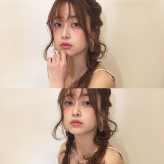 渡会佳奈さんのヘアスナップ