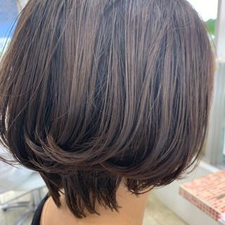フェミニン ウェット感 セミウェット ウェットヘア ヘアスタイルや髪型の写真・画像