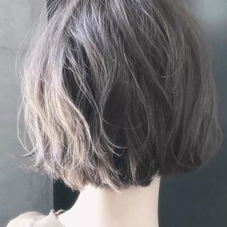 ショート ガーリー 色気 簡単ヘアアレンジ ヘアスタイルや髪型の写真・画像