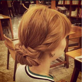 外国人風 ストリート ヘアアレンジ ロング ヘアスタイルや髪型の写真・画像