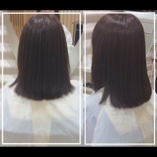 髪質改善 髪質改善トリートメント 艶髪 大人ヘアスタイル ヘアスタイルや髪型の写真・画像