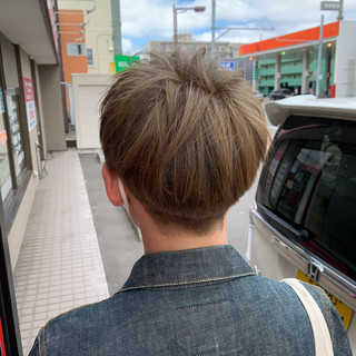 ガーリー ベリーショート ショート ショートヘア ヘアスタイルや髪型の写真・画像