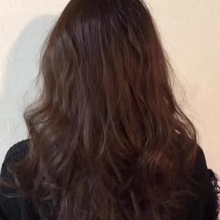 外国人風カラー 大人女子 コンサバ 透明感 ヘアスタイルや髪型の写真・画像