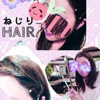 ショート ヘアアレンジ カール ゆるふわ ヘアスタイルや髪型の写真・画像 ヘアスタイルや髪型の写真・画像