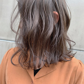 ショートヘア ウルフカット ミニボブ ナチュラル ヘアスタイルや髪型の写真・画像