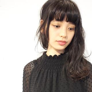 女子会 アンニュイ ゆるふわ デート ヘアスタイルや髪型の写真・画像