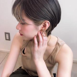 ハイライト 外国人風カラー アンニュイほつれヘア ナチュラル ヘアスタイルや髪型の写真・画像