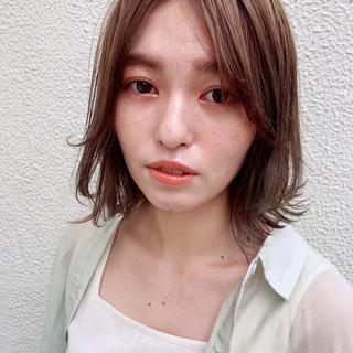ナチュラル デート デジタルパーマ モテ髪 ヘアスタイルや髪型の写真・画像