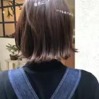 外ハネ ストリート アウトドア パーティ ヘアスタイルや髪型の写真・画像