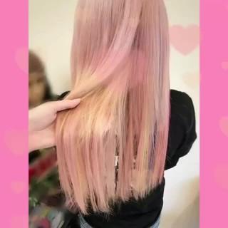 女子会 ガーリー 大人かわいい エクステ ヘアスタイルや髪型の写真・画像