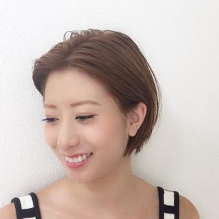 Taniguchi Yukiko / HEARTさんのヘアスナップ