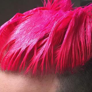 外国人風 ハイライト グラデーションカラー モード ヘアスタイルや髪型の写真・画像