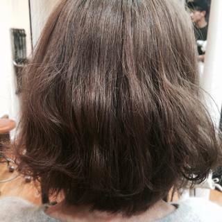 ラベンダーアッシュ グレー グレージュ ストリート ヘアスタイルや髪型の写真・画像
