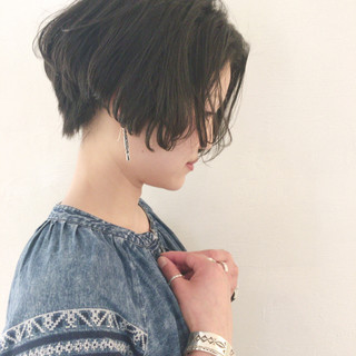 黒髪 パーマ 女子会 デート ヘアスタイルや髪型の写真・画像