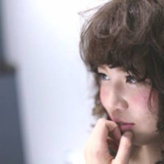 モテ髪 コンサバ ウェーブ ミディアム ヘアスタイルや髪型の写真・画像
