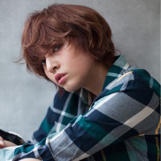ストリート ハイトーン 外国人風 マッシュ ヘアスタイルや髪型の写真・画像