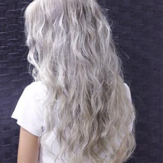 ロング 簡単ヘアアレンジ デート ハロウィン ヘアスタイルや髪型の写真・画像